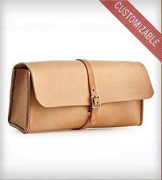 6388081e03 Monogrammed Leather Dopp Kit Toiletry Bag