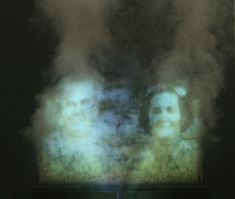 projecting on smoke perspex - Google Search