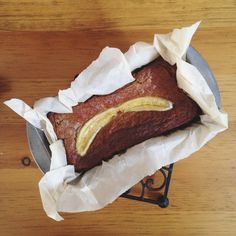 Banana bread with co
