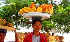#Birma, #Myanmar. Życie codzienne mieszkańców.