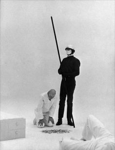 From the George Lucas THX 1138 archives