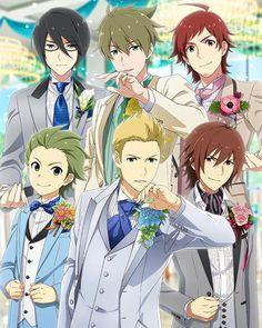 Side M, Gods And Goddesses, Anime Boys, Anime Characters, Random Stuff, Idol, Fan Art, Cosplay, Manga