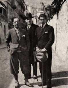Igor Stravinsky, Sergei Diaghilev, Serge Lifar