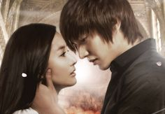 City Hunter: Lee Min Ho and Park Min young ... so intense. I loved it!