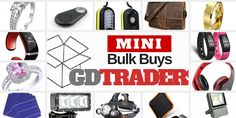 Wholesale and Factory Direct Mini Bulk Buy deals on hot selling products for Etsy, eBay and Amazon resellers.