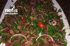 Zerzevat ( Soğan Salatası ) Tarifi