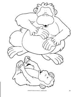 Coloriage Famille Danimaux.17 Meilleures Images Du Tableau Coloriage Famille Animaux