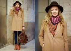Olya Suvorova / winter style