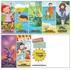 Postcard Mailers   Illustration For Kids Blog