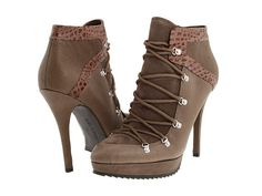 """Enzo Angiolini Dendro - love these, but I dont think I can do a 5"""" heel even though it has a platform"""