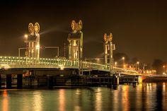 Stadsbrug Kampen, Netherlands