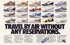 Nike Air Runner ad, 1987