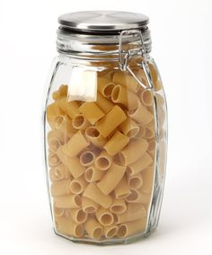 Take a look at this Lock-Tight 64-Oz. Faceted Jar on zulily today!