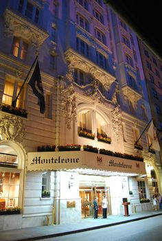 Monteleone Hotel New Orleans, Louisiana -- Not just a grand old lady, but a management who kept its staff on the payroll in the months after Katrina until they could get back to work. It deserves as much loyalty from its visitors.