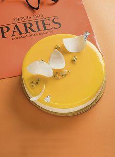 Recette de pâtisserie de Stéphane Romeur