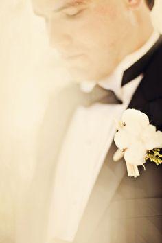 Classic Black Tie Wedding on http://ruffledblog.com