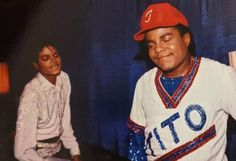 Michael & Tito Jackson Tito Jackson, Michael Jackson, Jackson Family, Chris Tucker, Rush Hour, The Jacksons, Fan Page, Victorious, Hip Hop