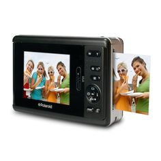 Polaroid Two Instant Digital Camera with Integrated printer - DIY Photobooth?