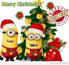 Credit cards with Minions pictures AM, Saturday November 2015 PST) - 10 pics - Minion Quotes Minion Christmas, Christmas 2015, Christmas Images, Christmas And New Year, Christmas Themes, Christmas Cards, Merry Christmas, Christmas Ornaments, Xmas