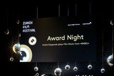ZFF Award Night 2011
