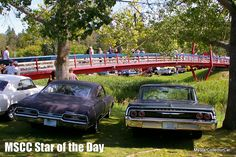 MSCC Sept 20 Star of the Day--the evolution of the 60s Chevy.Here's the link: http://mystarcollectorcar.com/mscc-september-19-star-of-the-day-dodge-stepside-the-other-classic-truck/ #64BeIAir67Impala