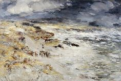 The Storm Carradale - William McTaggart