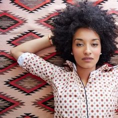 Perfect afro