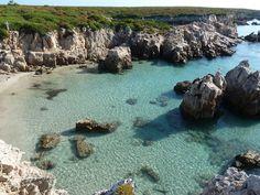 Plaża Cala'n Bosch
