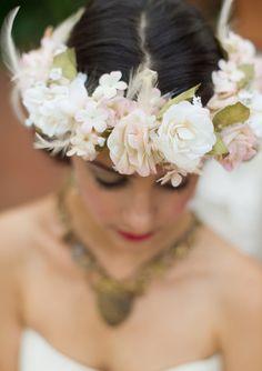 www.creative.es #peinado #novia #boda
