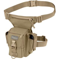 Maxpedition Thermite Versipack in Khaki for sale online Tactical Bag, Tactical Uniforms, Tac Gear, Shooting Gear, Search And Rescue, Hip Bag, Everyday Carry, Shoulder Strap, Bags