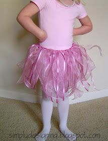 Simply Designing with Ashley Phipps: In case you missed it...so simple Fancy Ribbon TuTu and hair accessory Tutorial