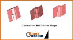 Kiesler Machine Inc. offers customized half surface or Half Mortise hinges for door and gates. Get a quote on half mortise hinges available with maximum door weight of lbs and cost-effective prices. 𝐓𝐲𝐩𝐞𝐬 𝐨𝐟 𝐇𝐚𝐥𝐟 𝐌𝐨𝐫𝐭𝐢𝐬𝐞 𝐇𝐢𝐧𝐠𝐞𝐬