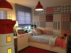 boy room by arboretto