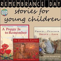 That Fun Reading Teacher's top three story choices for Remembrance Day, and a video link to Linus reciting 'In Flanders Fields'. Remembrance Day Activities, Remembrance Day Art, Veterans Day Poppy, Youngest Child, Writer Workshop, Day Book, Stories For Kids, Teaching Reading, Student Learning