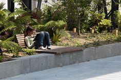Ideia de aproveitamento de espaços para área de descanso/leitura