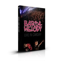 Hand signed live DVD Bars and Melody – Live in Cardiff + Name in Credits + Signed Polaroid + Exclusive Tee Bundle This DVD was filmed live at The T...
