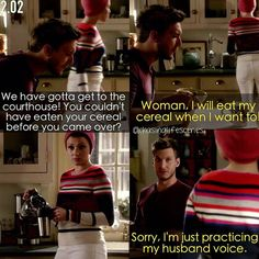 """#ChasingLife 2x02 """"The Age of Consent"""" - April and Leo"""