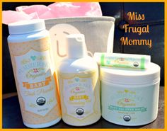 Summer SKy Organics Review (Getting Ready For Baby Gift Guide)