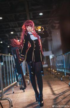 写真 - MyKingList.com Cosplay Anime, Kawaii Cosplay, Best Cosplay, Anime Costumes, Cosplay Costumes, Anime Conventions, Cosplay Characters, Girls Frontline, Cosplay Outfits