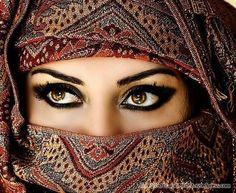 makeup arabe