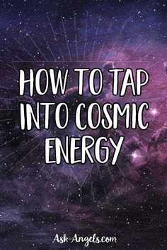 Cosmic Energy is another name for Life Force Energy. It is the energy flowing throughout everything. Learn how to co-create with it now. Energy Healing Spirituality, Spiritual Guidance, Spiritual Growth, Spiritual Awakening, Cosmic Consciousness, Learn To Meditate, Psychic Development, Divine Light, We Energies
