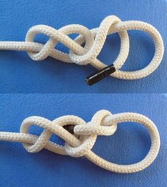 Broach Loop Knot via http://igkt.net/sm/index.php?topic=5141.0