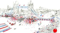 The Thames Diamond Jubilee Pageant - Sunday 3rd June