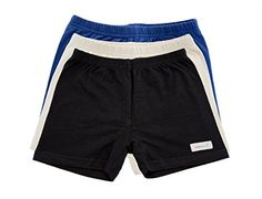 All in One Girls Under Shorts - 3-Pac...
