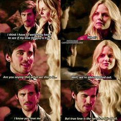 Killian Jones and Emma Swan - 5 * 20 Firebird #CaptainSwan