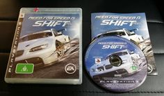 Need for speed Shift  Sony PlayStation 3 -  PS3 - FREE Postage