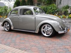 1959 VW Beetle Sunroof Sedan For Sale @ Oldbug.com