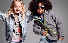 E quem disse que as crianças não gostam de óculos de sol? :)