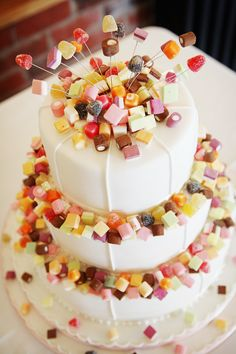 Wedding Sweetie Cake