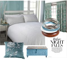 """""""English Summer Cottage"""" by welovelinen on Polyvore"""